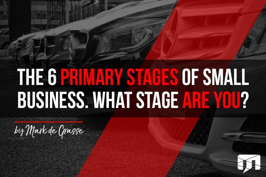 what business stage are you in?