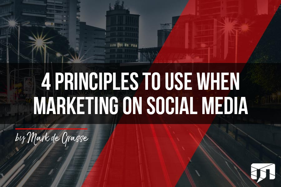 The 4 Commandments to Use When Marketing on Social Media
