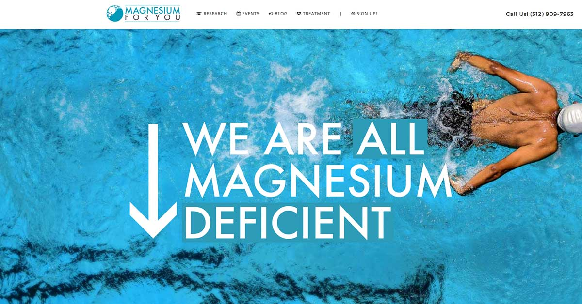 Magnesium for you
