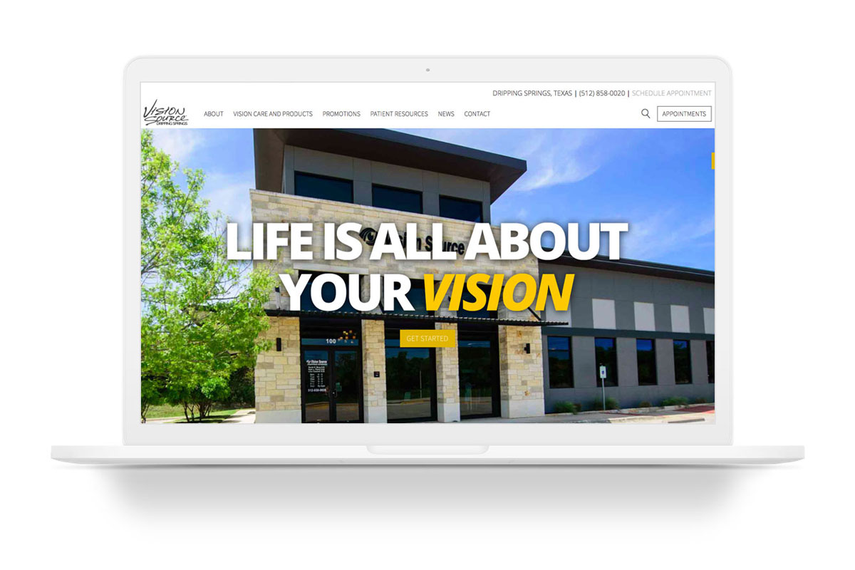 Vision Source Dripping Springs