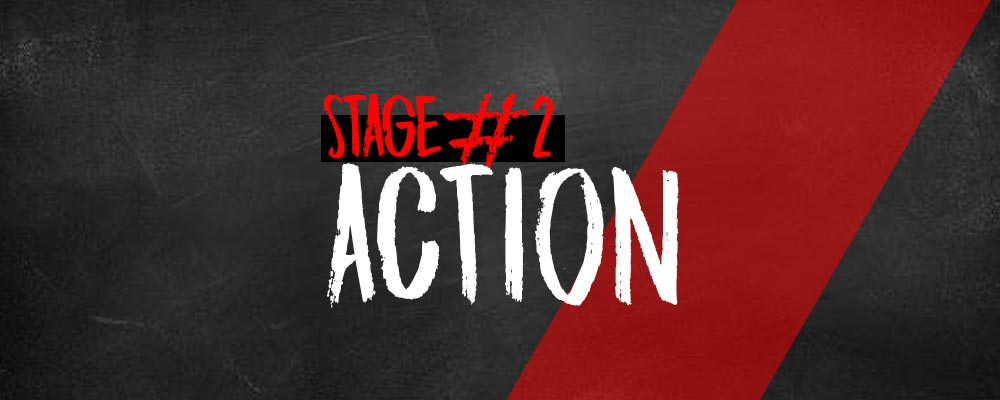 Online Marketing Plan Stage #2: Action