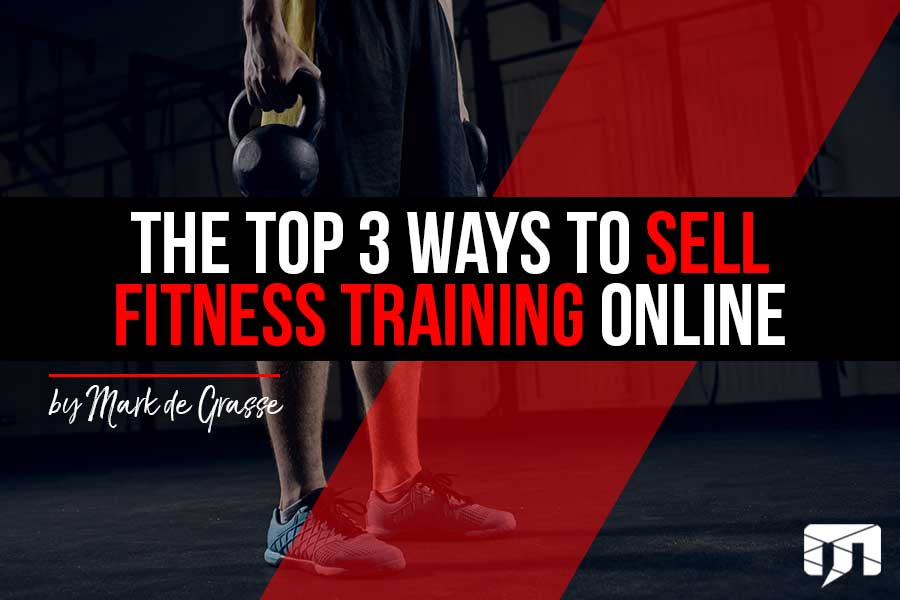 How to Sell Fitness Training Online