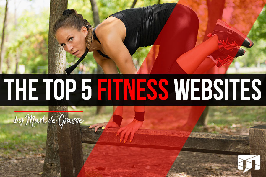The Top 5 Fitness Business Websites