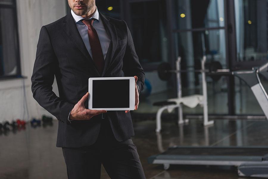 top fitness business websites